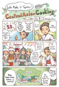 Central Asian Cooking