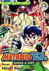 Metroid EX: Samus And Joey
