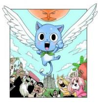 FAIRY TAIL: HAPPY NO DAIBOKEN