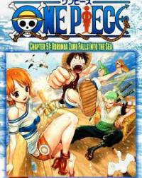 One Piece :Roronoa Zoro Falls Into the Sea