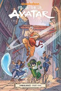 Avatar: The Last Airbender - Imbalance