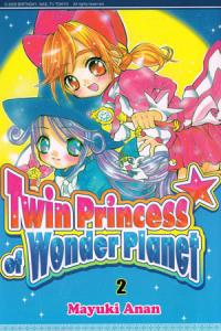 The Twin Princesses of the Wonder Planet: Lovely Kingdom