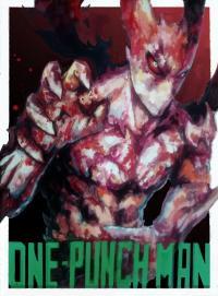 One-Punch Man (Webcomic) (Fan Redraw)