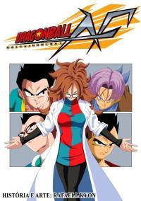 Dragon Ball AF - Daitai No Mirai