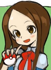 Karakai Jouzu no Takagi-san - Pokemon Trainer Takagi-san (Doujinshi)