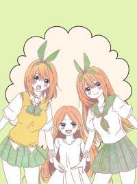 5Toubun no Hanayome - Yotsuba Doujins