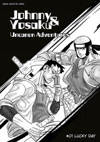 One Piece - Johnny & Yosaku Uncanon Adventures (Doujinshi)