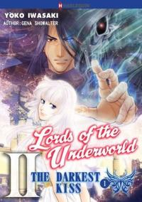The Darkest Kiss -Lords of the Underworld (Book 2)