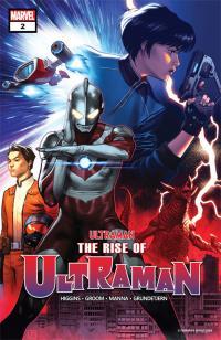 The Rise Of Ultraman