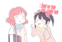 NicoMaki - How Do You Feel About Us?