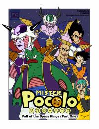 Dragon Ball Z - Mister Pocolo (Doujinshi)