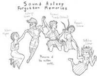Sound Asleep: Forgotten Memories